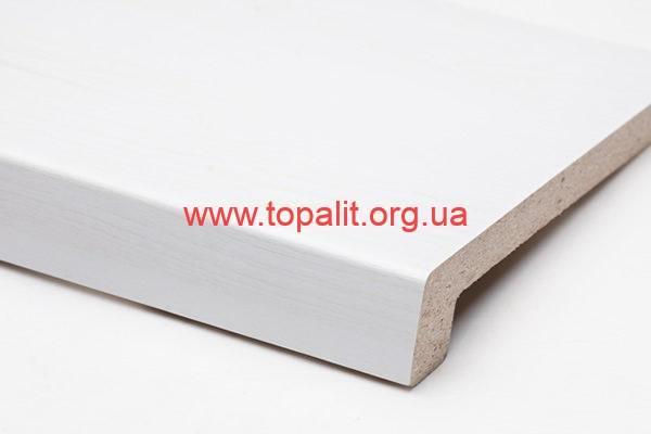 Подоконник Для Балкона Topalit Белое Дерево (220) Mono Design Купить в Киеве