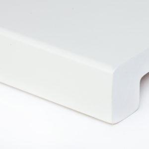 Подоконник Белый Матовый Topalit 406 из серии Mono Classic со склада
