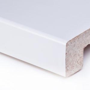 Белый Глянцевый Подоконник Topalit №406 | Купить подоконники Топалит