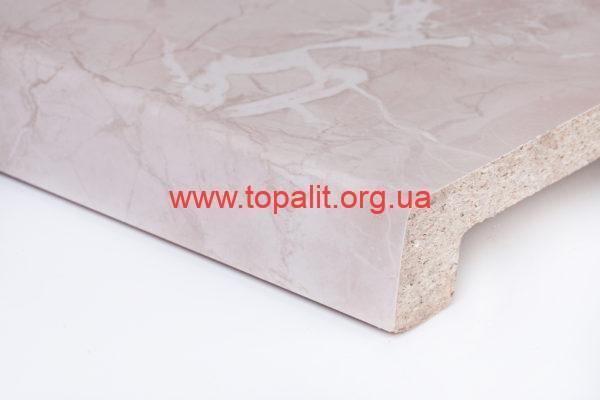 Купить Подоконники Topalit Светлый мрамор (008) Mono Classic в Украине