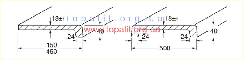 Подоконники Topalit из Австрии, Купить в Украине подоконник Топалит