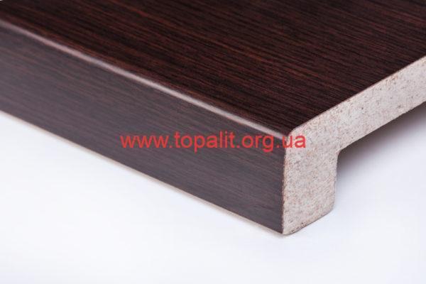 Подоконник Topalit Венге (006) Mono Classic, купить в Киеве со Склада