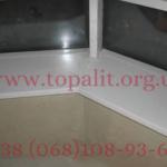 установка подоконников Тополит в Черкассах: Белый Цвет, Топалит